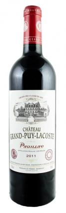 Chateau Grand-Puy-Lacoste - 2011