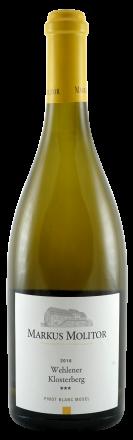 Markus Molitor Pinot Blanc Wehlener Klosterberg - 2017