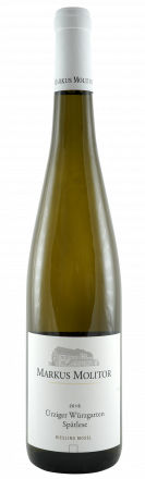 Markus Molitor Riesling Spatlese Urziger Wurzgarten (White Capsule) - 2017