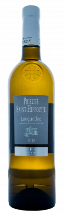 Prieure Saint-Hippolyte Blanc - 2017