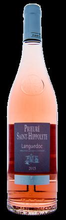 Prieure Saint-Hippolyte Rose - 2019