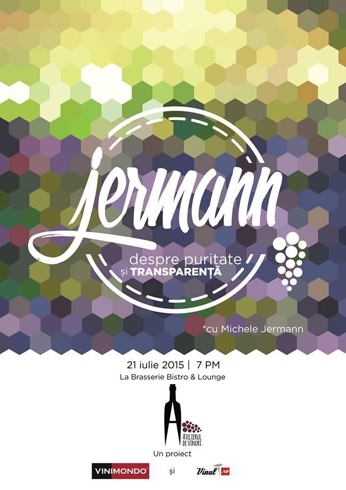 Atelierul de vinuri - Jermann, despre puritate si transparenta