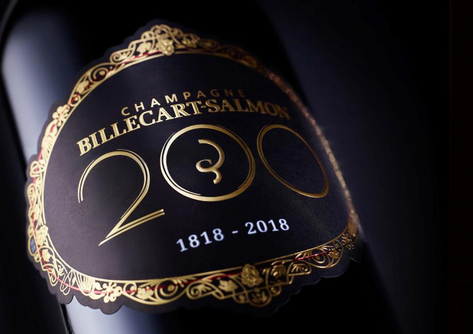 Billecart - Salmon celebrează 200 de ani de existenţă cu un vin excepţional